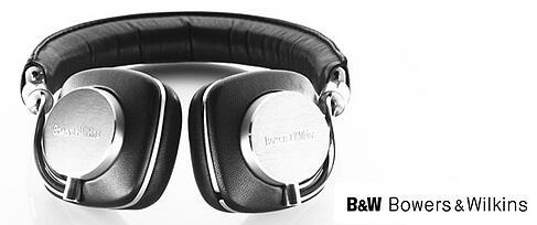 BW headphones