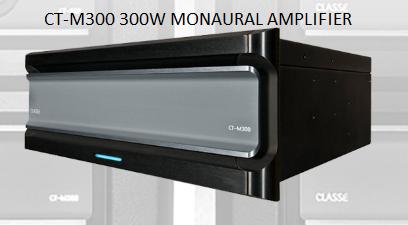 CT-M300_300W_MONAURAL_AMPLIFIER