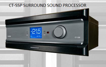 CT-SSP_SURROUND_SOUND_PROCESSOR