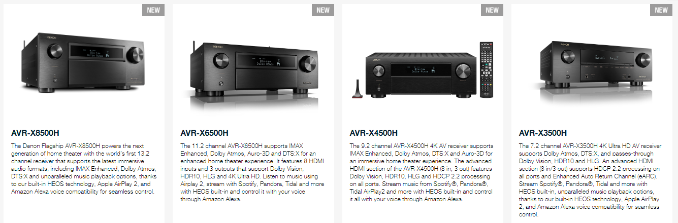 Denon-receivers-1