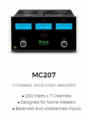 Mcintosh-mc207