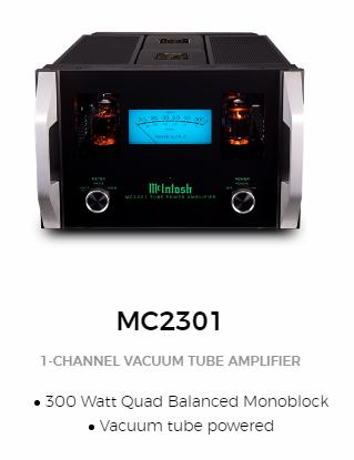 Mcintosh-mc2301