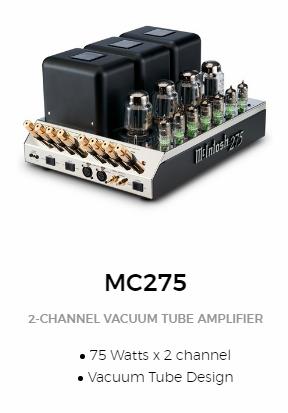 Mcintosh-mc275