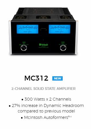 Mcintosh-mc312