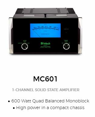 Mcintosh-mc601