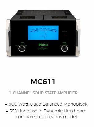 Mcintosh-mc611