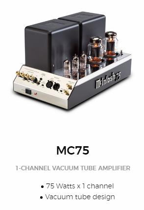 Mcintosh-mc75